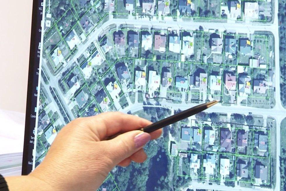 Žemės sklypai (nuotr. stop kadras)