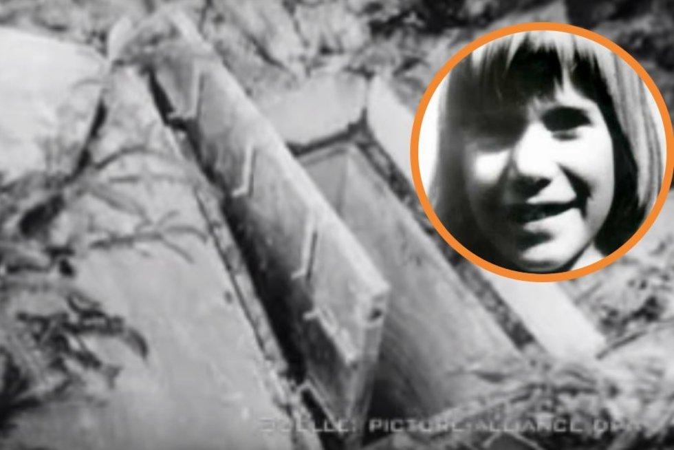 Mergaitė dėžutėje: aukos brolis ėmė ginti nuteistą žudiką (nuotr. YouTube)
