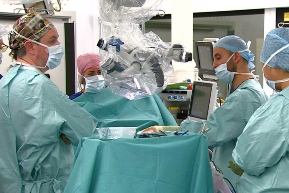 operacija (nuotr. stop kadras)