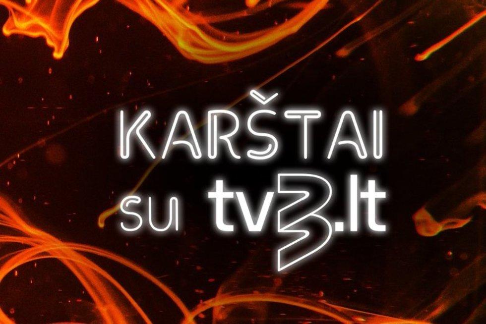 TV3 Grupė šiandien kviečia žiūrėti (nuotr. Organizatorių)