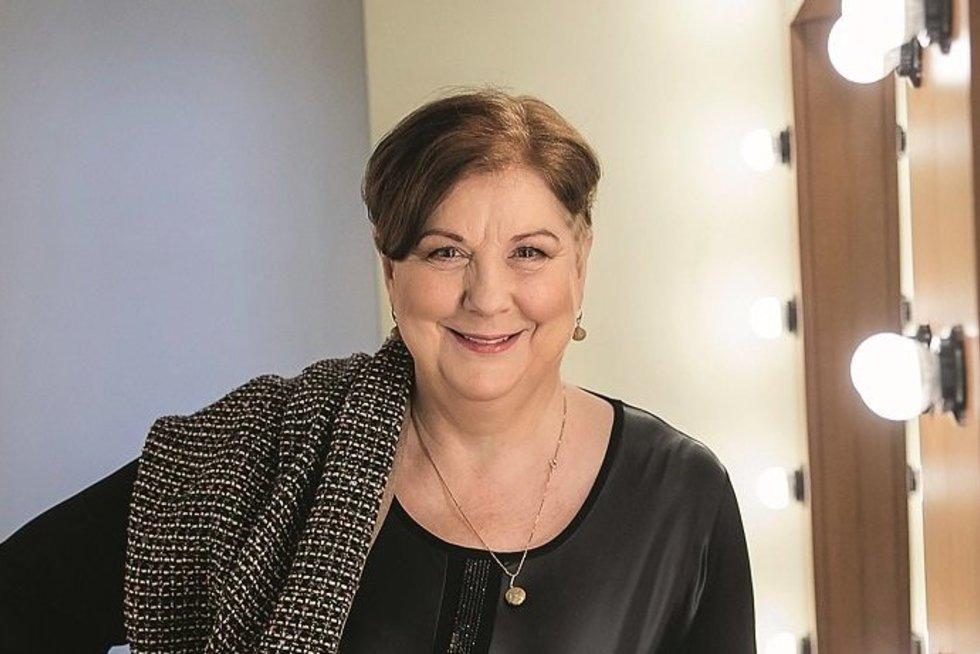 Larisa Kalpokaitė (nuotr. Organizatorių)