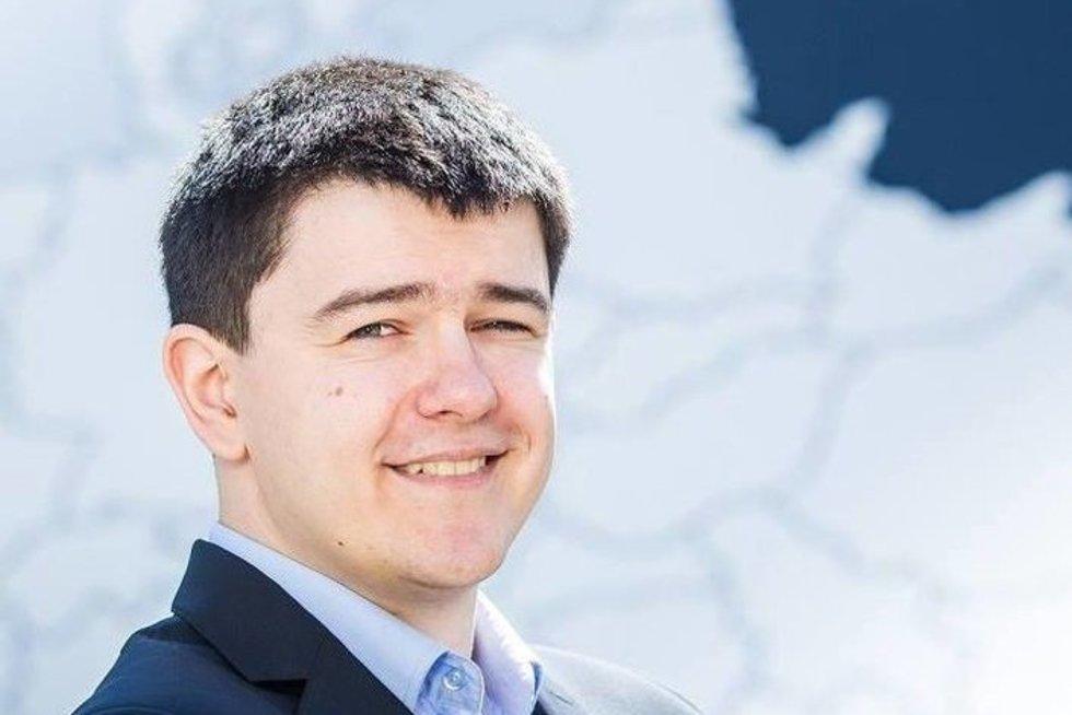 Vytautas Sinica (Facebook.com nuotr.)
