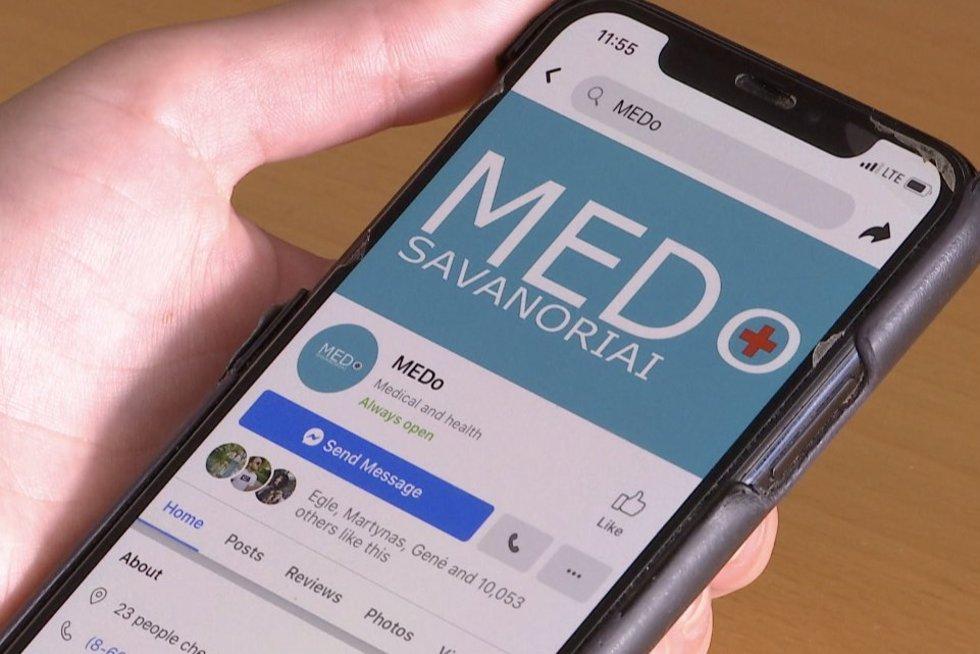 Lietuvos medikai susivienyjo: siūlo nemokamą pagalbą internetu (nuotr. stop kadras)
