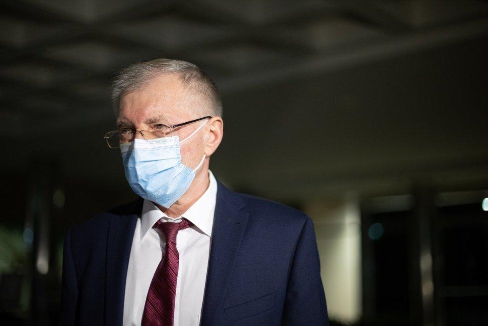 Gediminas Kirkilas (Paulius Peleckis/Fotobankas)