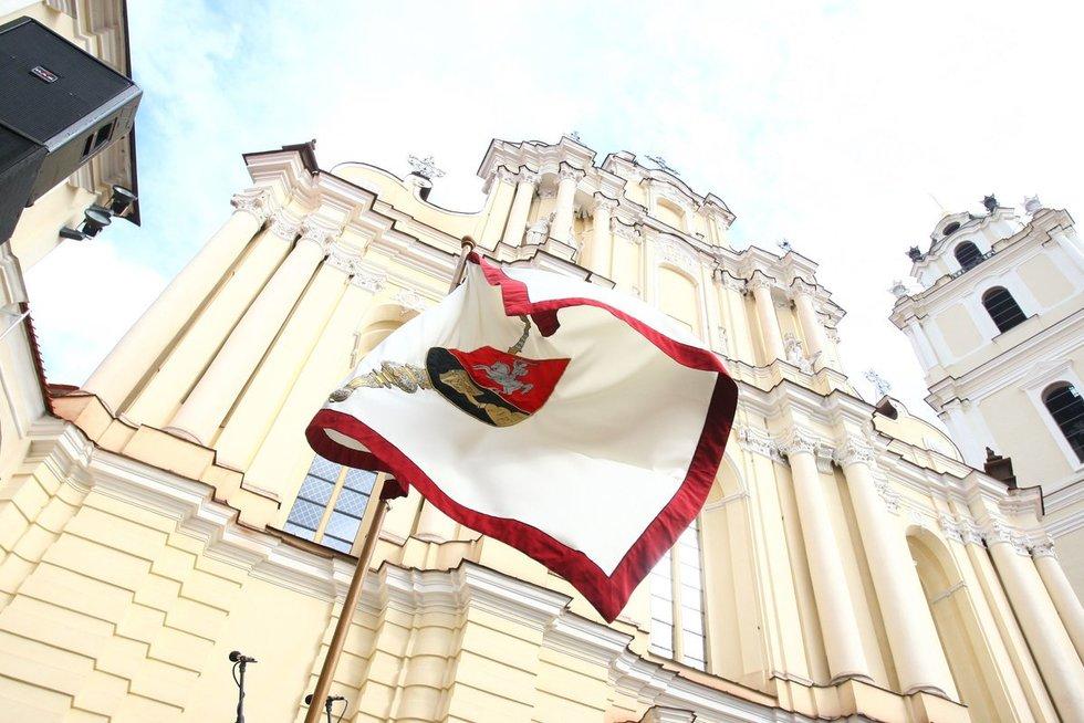Vilniaus universitetas (nuotr. BFL)