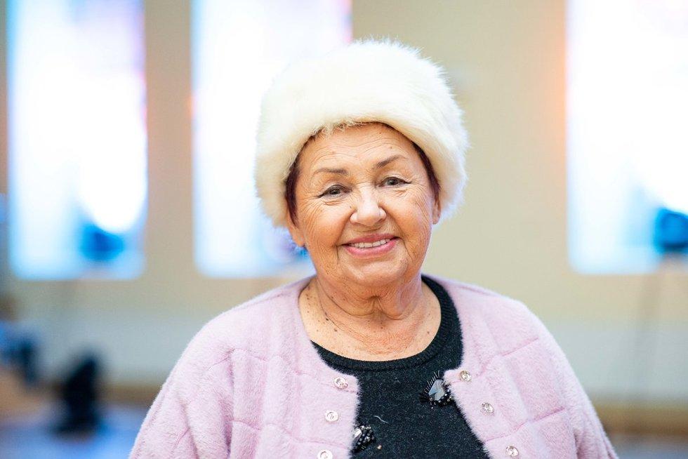 Birutė Dambrauskaitė (nuotr. Fotodiena/Justino Auškelio)
