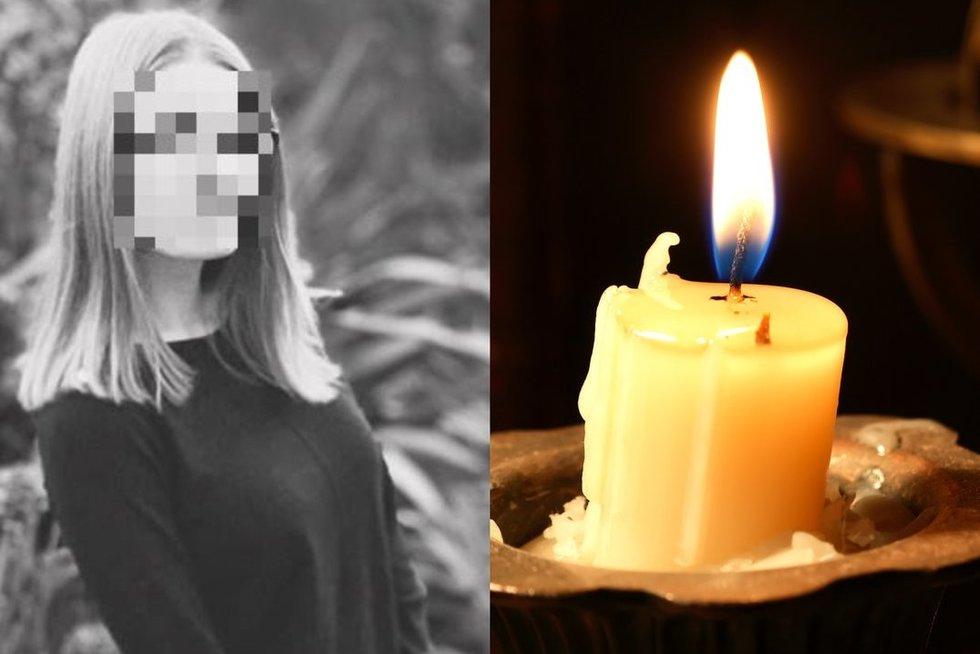 Paskutinės nužudytos 17-metės dienos (tv3.lt fotomontažas)
