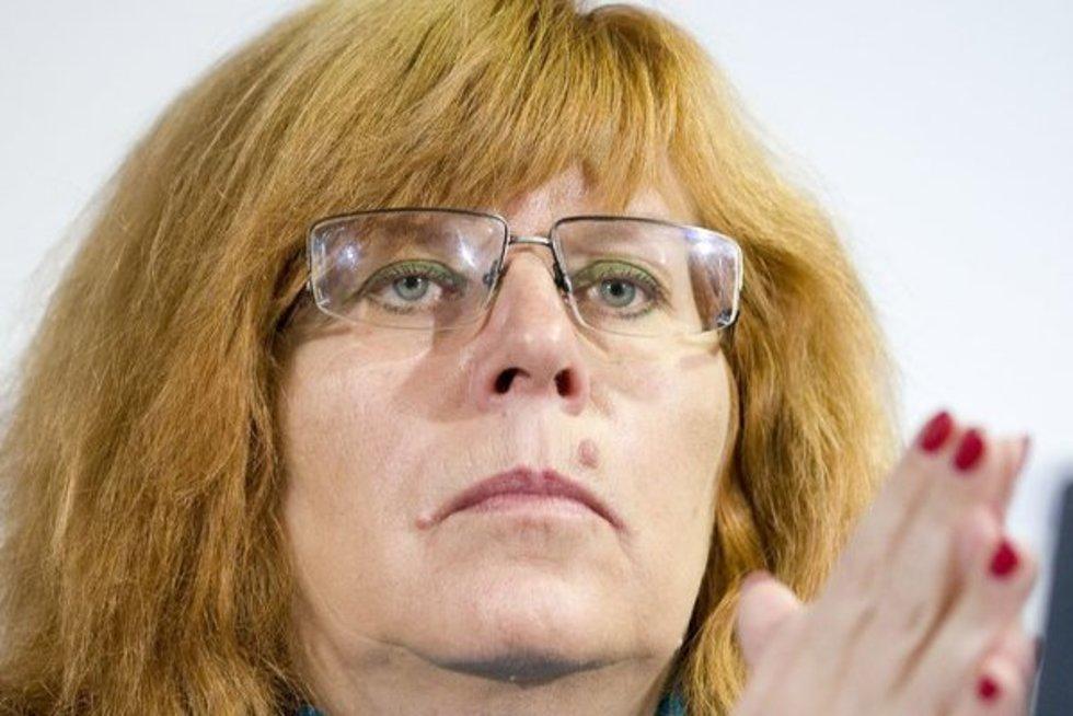 Rasa Ališauskienė (nuotr. Fotodiena.lt/Karolio Kavolėlio)