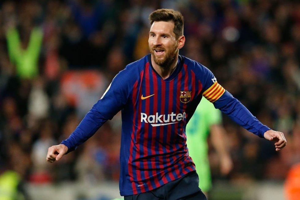 L.Messi (nuotr. SCANPIX)
