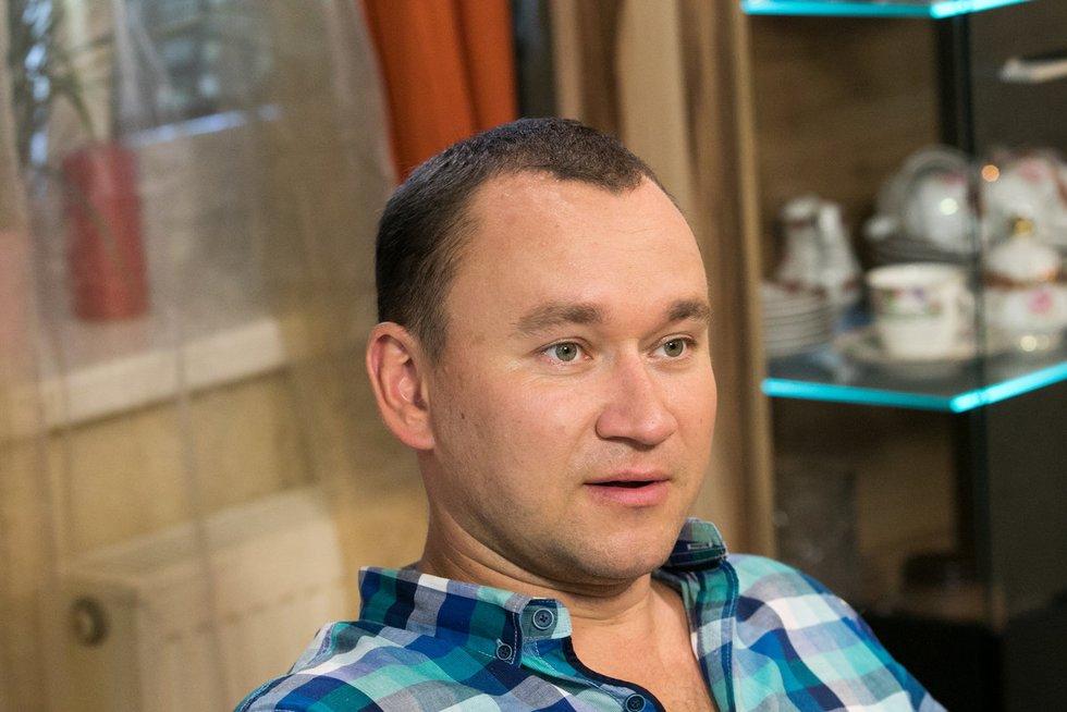Julius Žalakevičius (nuotr. Tv3.lt/Ruslano Kondratjevo)