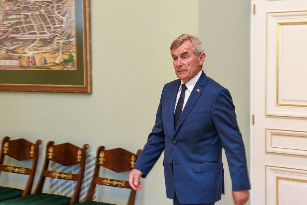 Viktoras Pranckietis (nuotr. Fotodiena/Matas Baranauskas)