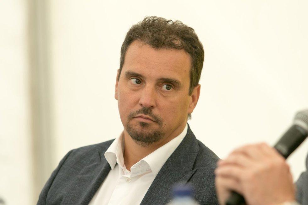 Aivaras Abromavičius (nuotr. Tv3.lt/Ruslano Kondratjevo)