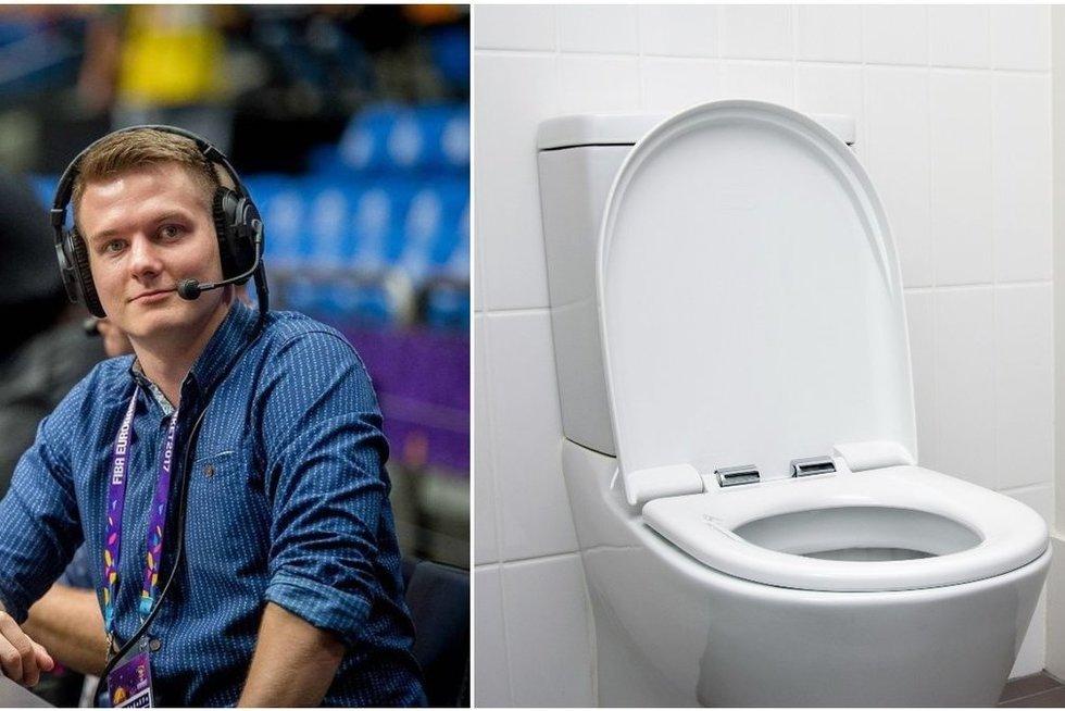 Vyšniauskas – apie sporto komentatoriaus karjeros pradžią: viskas prasidėjo nuo tualeto (nuotr. 123rf.com) (tv3.lt koliažas)