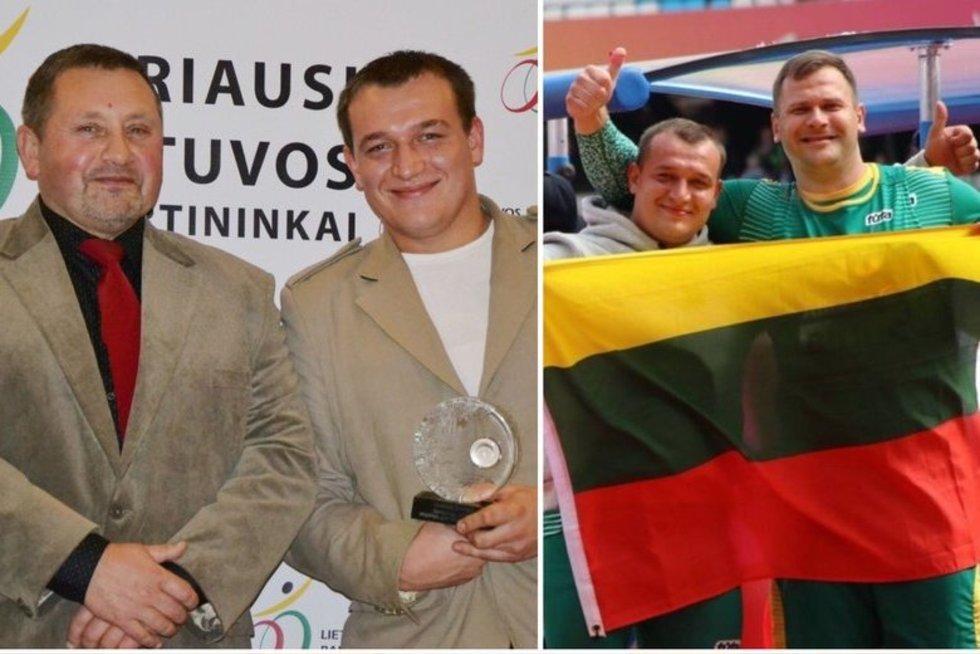 Jonas Baltrušaitis, Donatas Dundzys ir Mindaugas Bilius (tv3.lt fotomontažas)