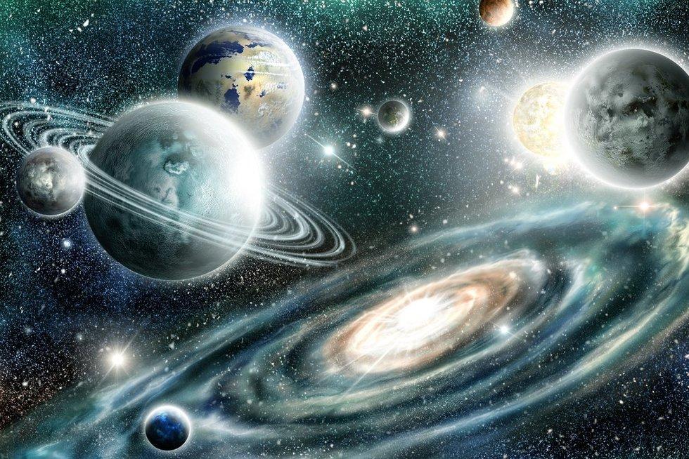Štai kaip pasaulis gali atrodyti po milijardo metų
