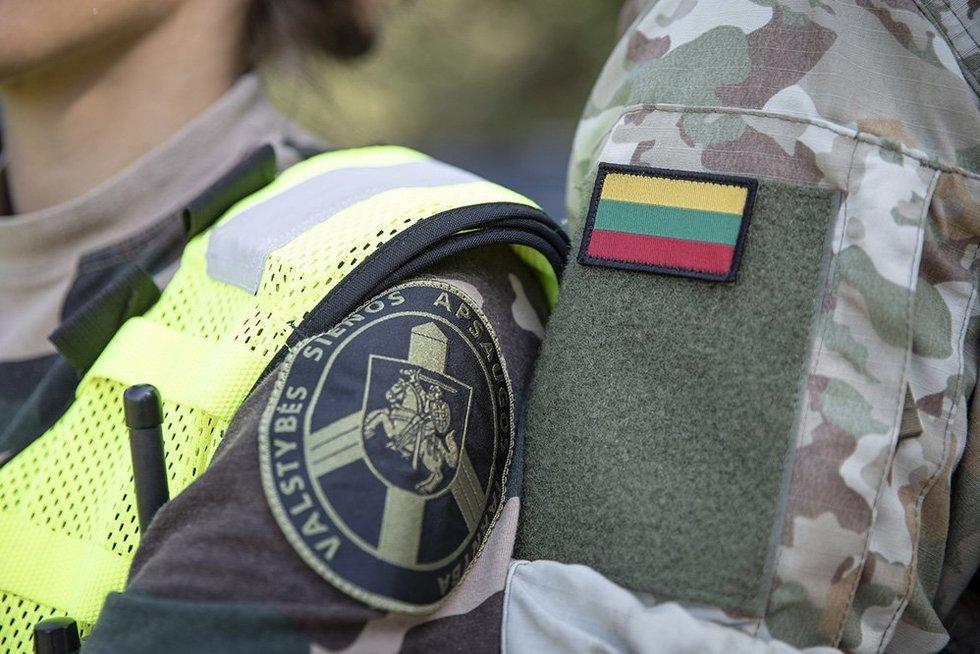 VSAT, Lietuvos kariuomenė