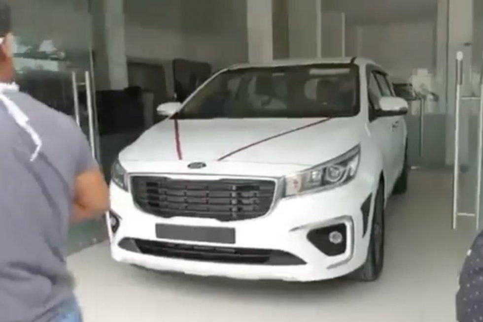 Automobilis (nuotr. stop kadras)