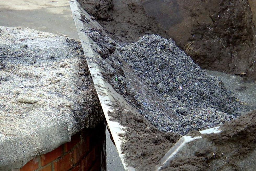 Vandentvarkos įmonei – aplinkosaugininkų rūstybė: gali tekti gerokai patuštinti pinigines (nuotr. stop kadras)