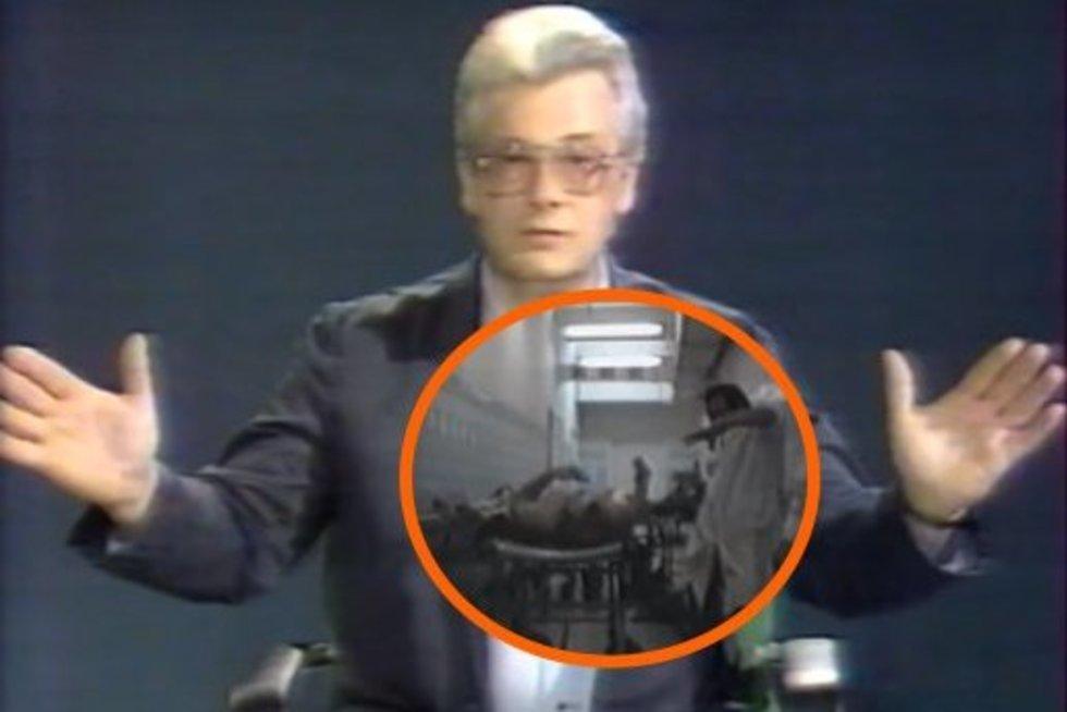 Žymiausi sovietiniai ekstrasensai: užburdavo žmones ir pasinaudodavo patiklumu (nuotr. YouTube)