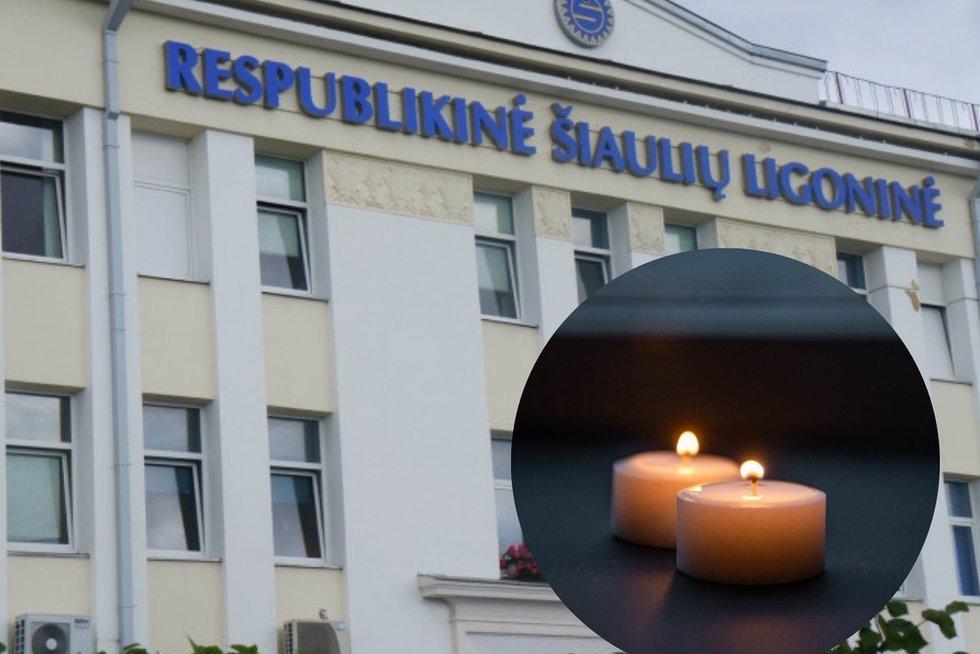 Tragedija Šiaulių ligoninėje – nusižudė jauna gydytoja (tv3.lt koliažas)