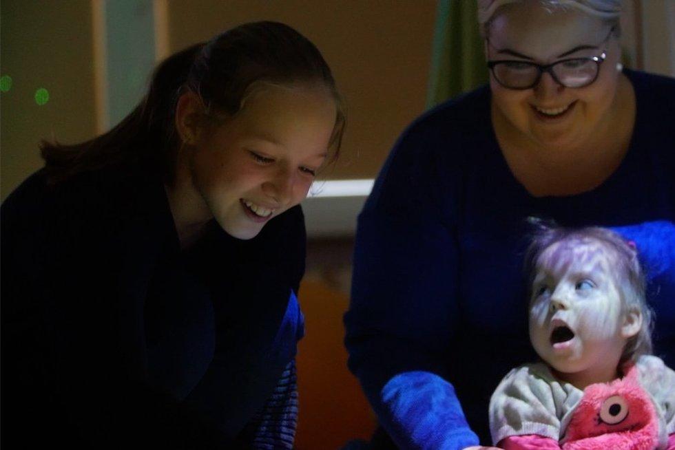 Mažoji Adelė (nuotr. TV3)