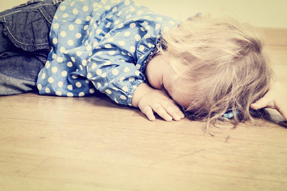 Vaikas (nuotr. 123rf.com)