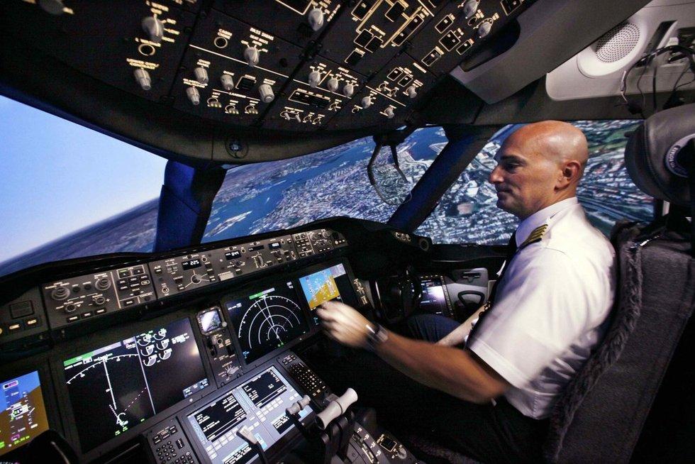 """""""Boeing 737"""" katastrofa: pilotai skundėsi lėktuvu (nuotr. SCANPIX)"""
