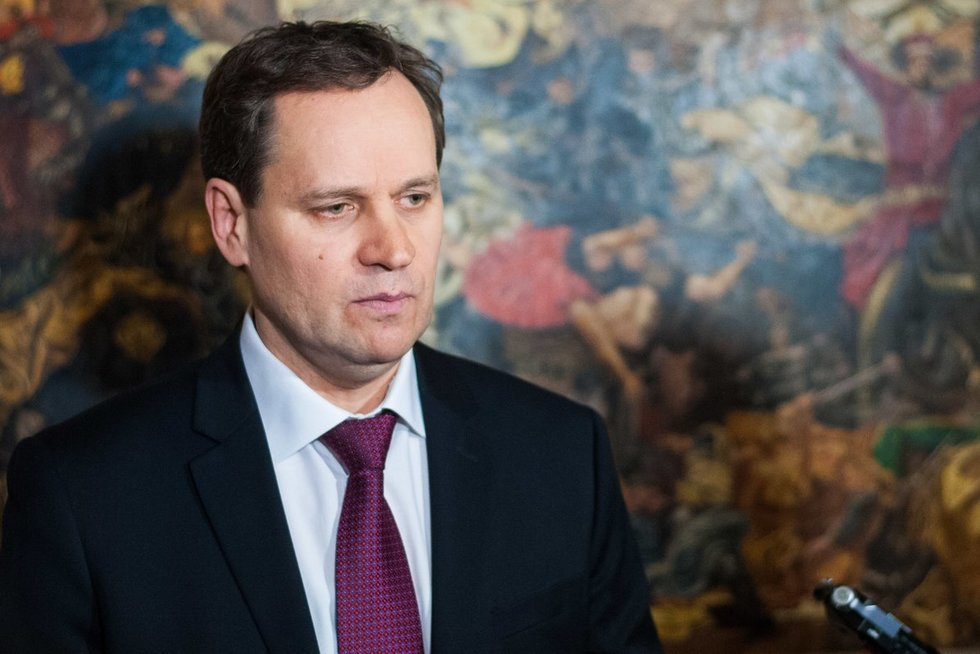Valdemaras Tomaševskis (nuotr. Fotodiena.lt)