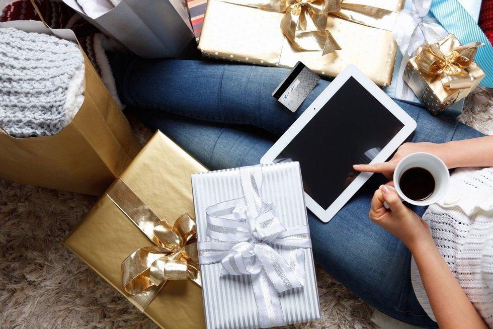 Internetinis apsipirkimas (nuotr. 123rf.com)
