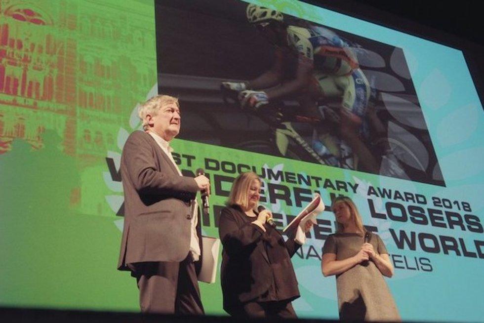 Arūno Matelio filmas triumfavo tarptautiniame kino festivalyje (nuotr. asm. archyvo)