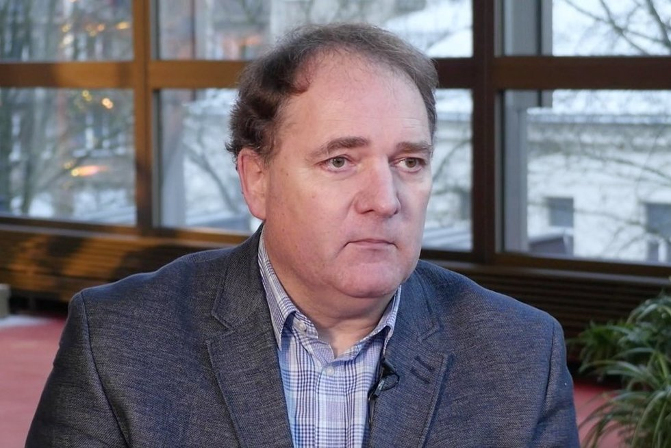 Arūnas Ramanavičius (nuotr. stop kadras)