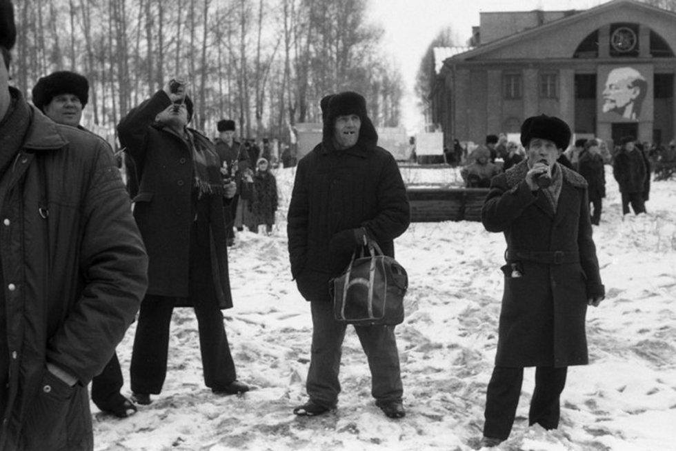 Sovietų Sąjunga (nuotr. Vladimiro Sokolaevo) (nuotr. buzzfeed.com) (nuotr. Balsas.lt)