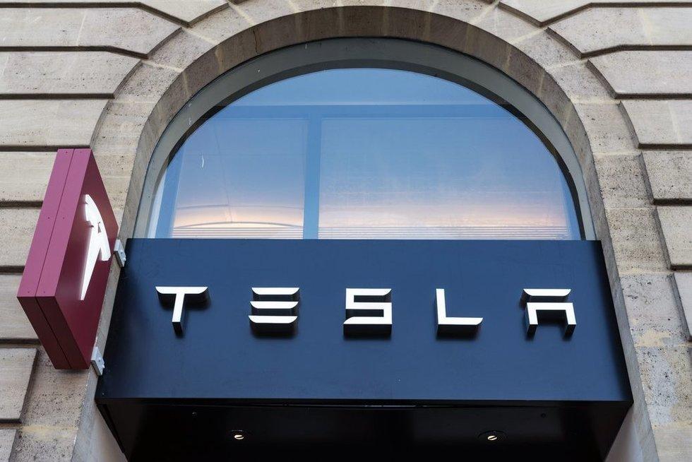 Tesla (nuotr. SCANPIX)