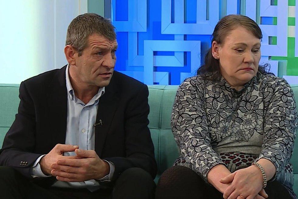 TV Pagalba. Podukrą užauginęs vyras šokiruotas: jį kaltina esant jos vaiko tėvu (nuotr. stop kadras)