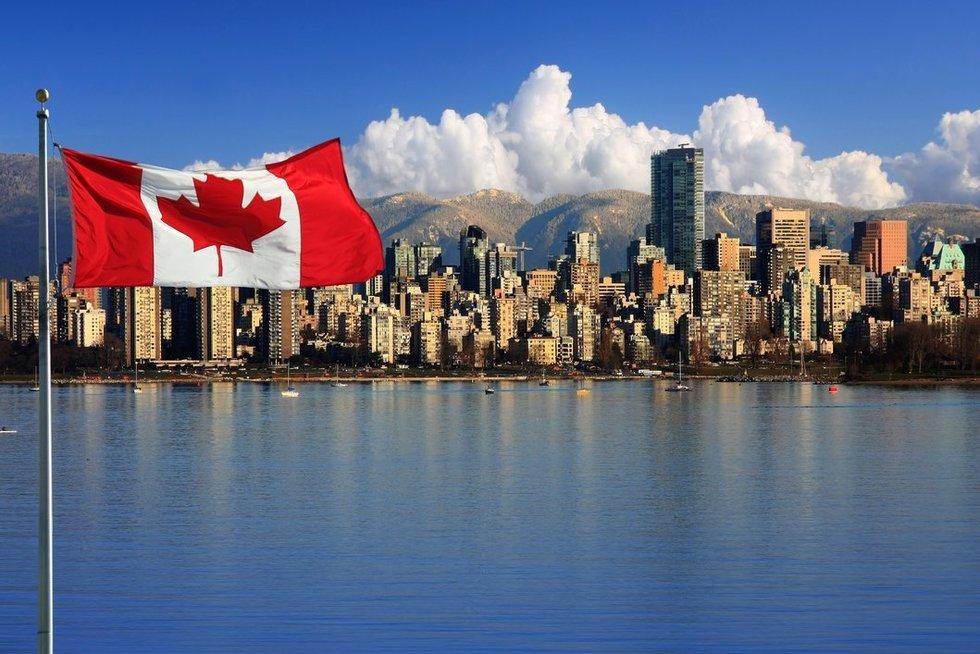 Kanada (nuotr. 123rf.com)