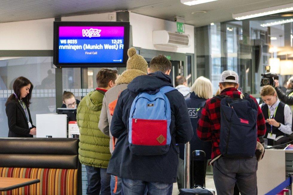 Oro uostas Vygintas Skaraitis/Fotobankas
