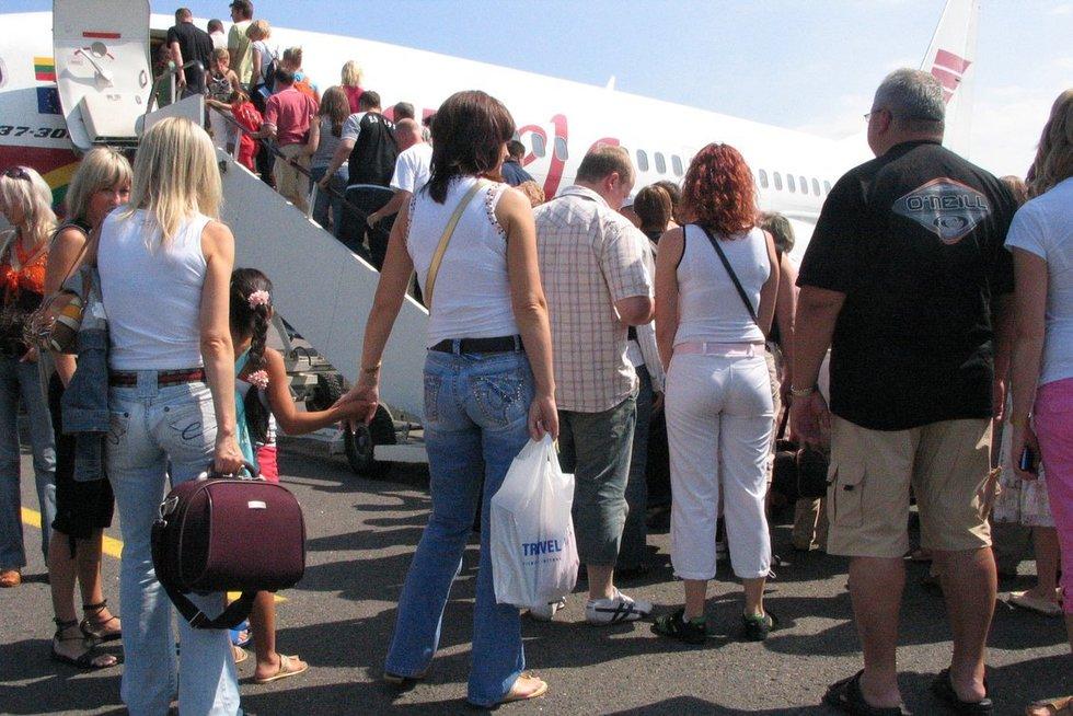 Oro uoste (Tomas Urbelionis/Fotobankas)