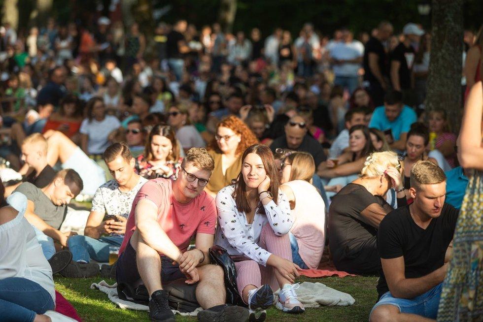 M.A.M.A. vasara festivalis (nuotr. Fotodiena/Justino Auškelio)