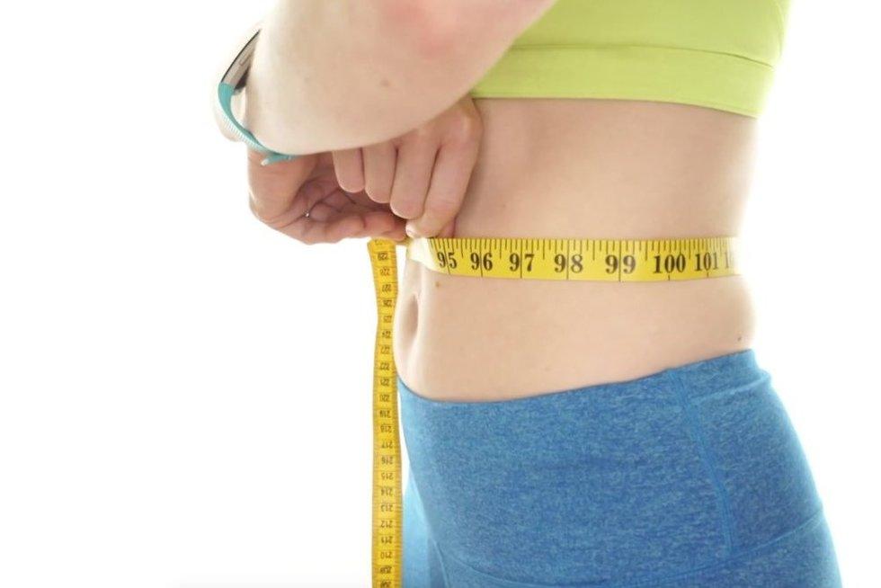 Atskleidė esmines klaidas, dėl kurių auga svoris (nuotr. stop kadras)
