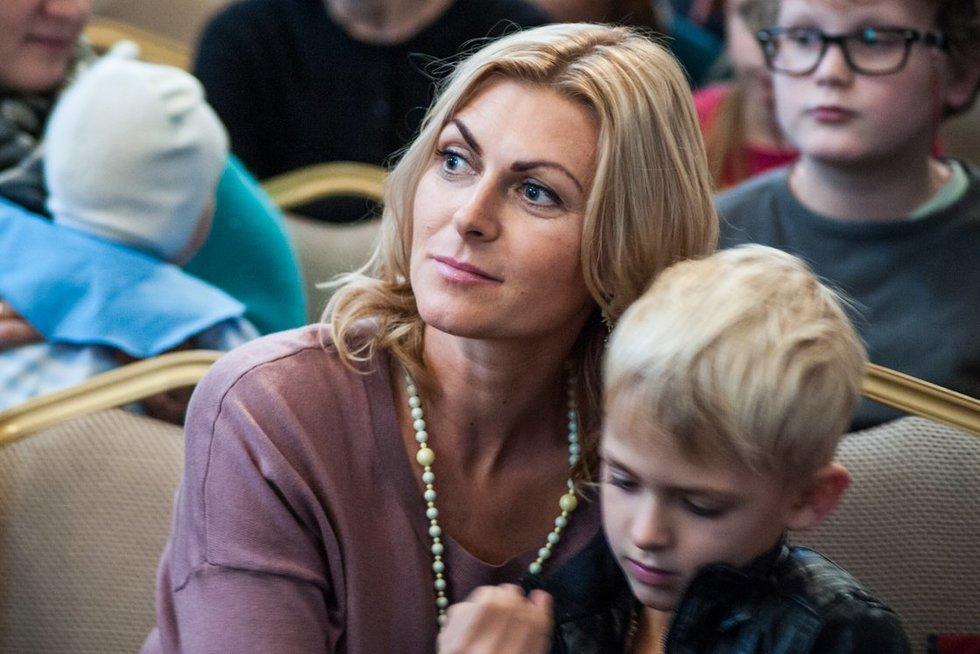 Eglė Jackaitė (nuotr. Eimanto Genio)