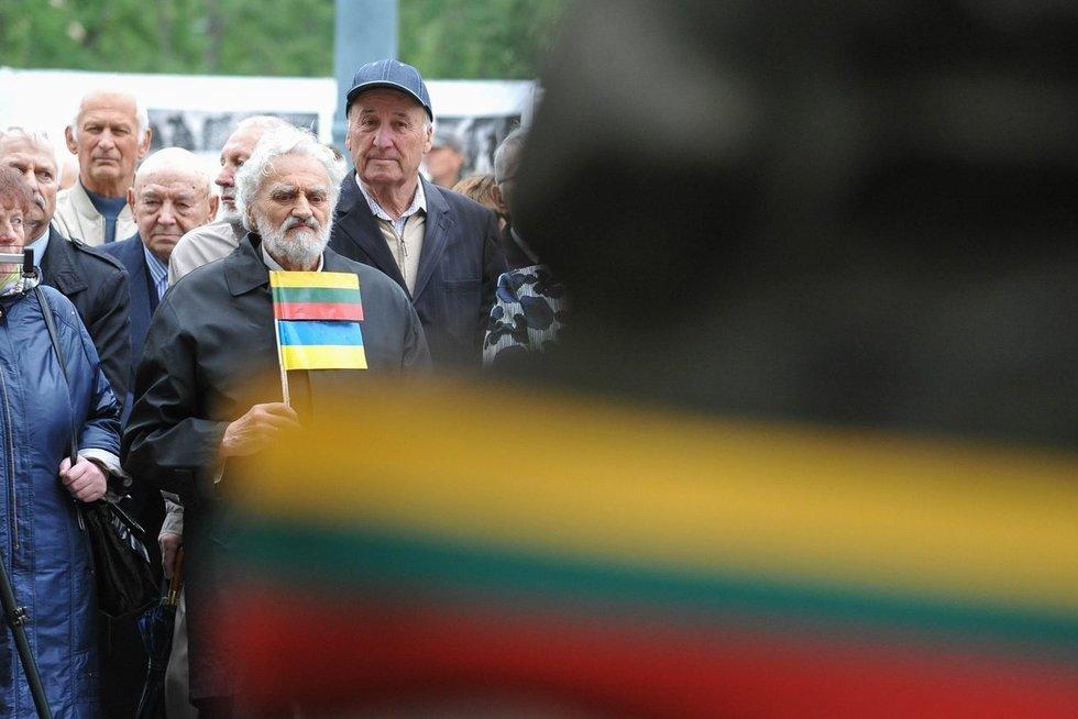 Lietuva mini Gedulo ir vilties dieną (nuotr. Fotodiena.lt)