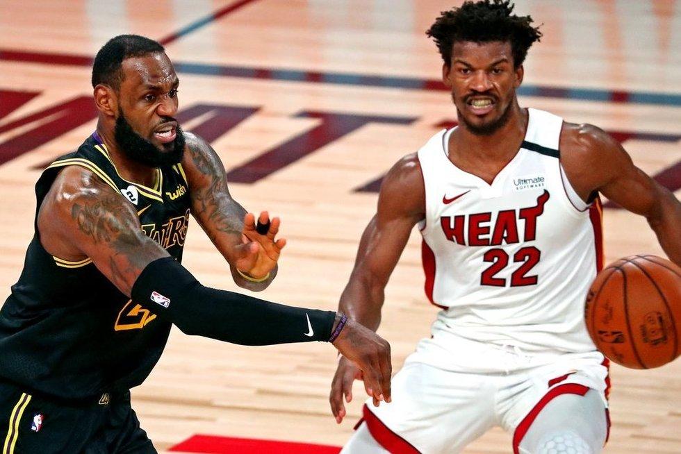 Majamio krepšininkai tęsia kovą dėl titulo. (nuotr. SCANPIX)