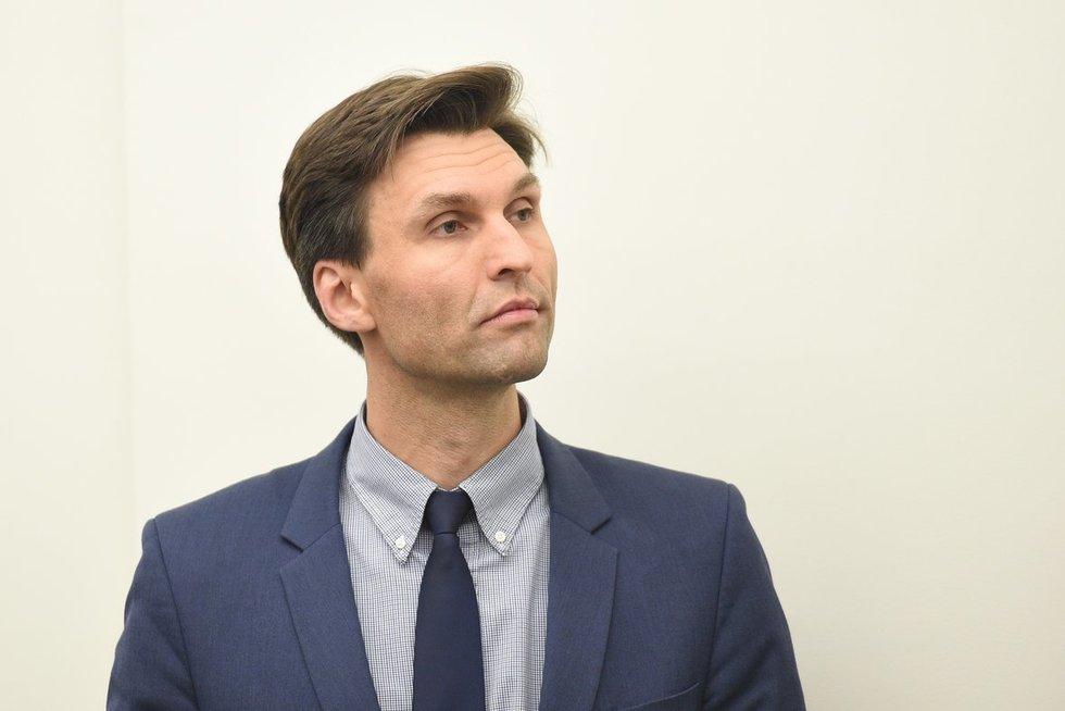 Darius Kuliešius (nuotr. Fotodiena.lt/Mato Baranausko)
