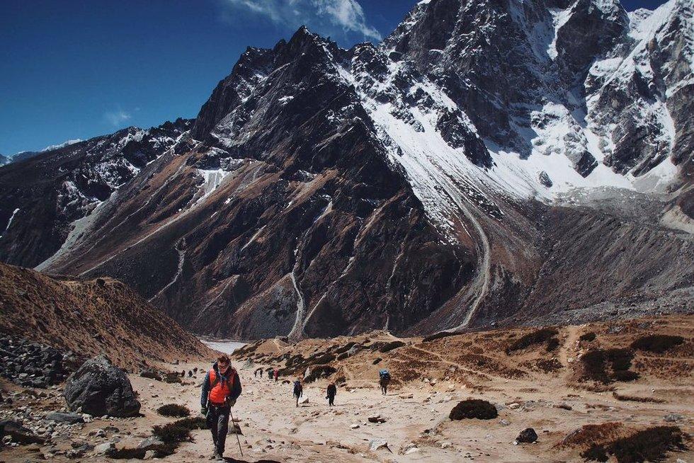 Everestas (nuotr. SCANPIX)