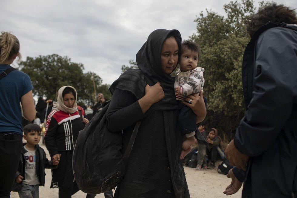 Turkija įtūžo ant ES: atversime vartus 3,6 mln. pabėgėlių į jūsų pusę (nuotr. SCANPIX)
