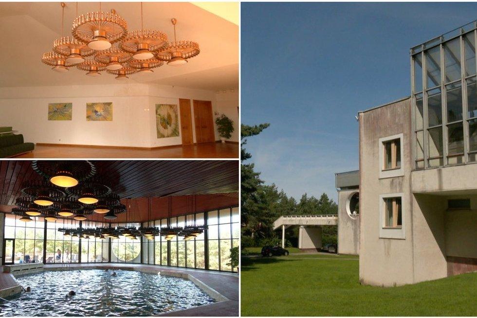 Brežnevo vila gali būti parduota aukcione: tam priešinasi Palangos meras, prašo Skvernelio pagalbos (tv3.lt koliažas)