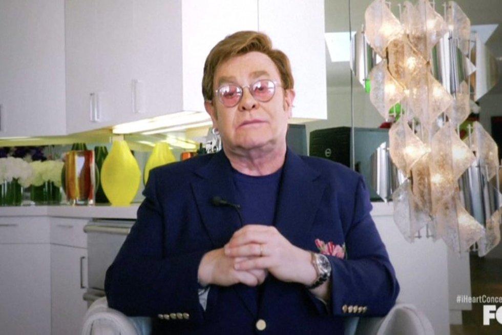 Elton John (nuotr. stop kadras)