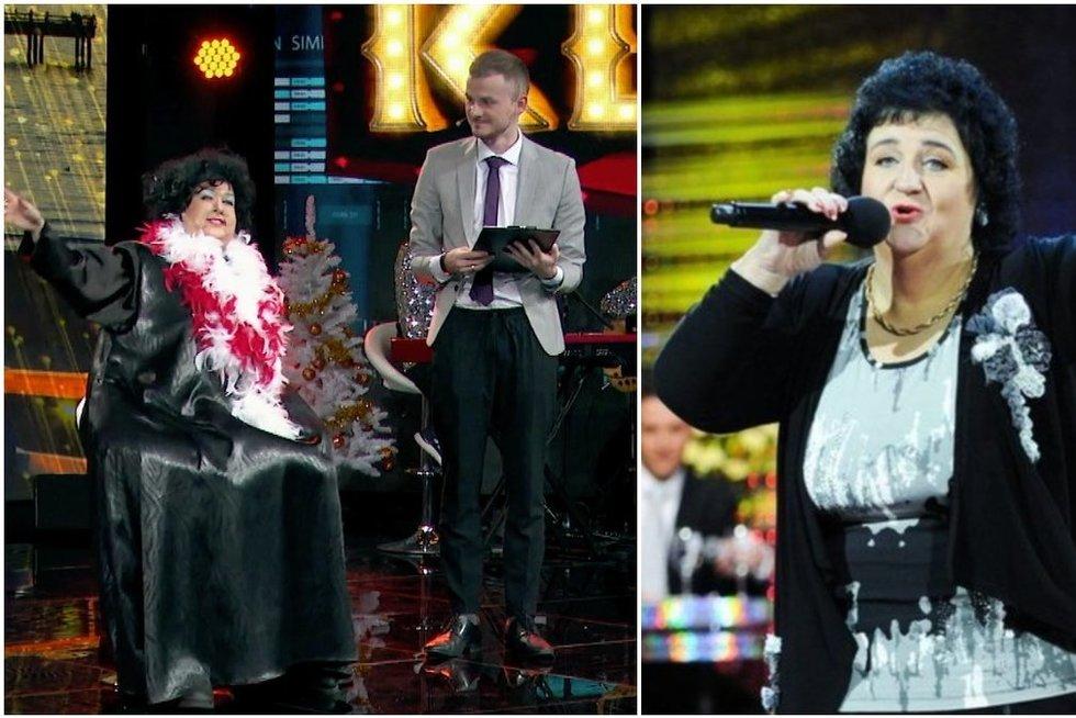 Palangos scenos karalienė Vitalija Katunskytė
