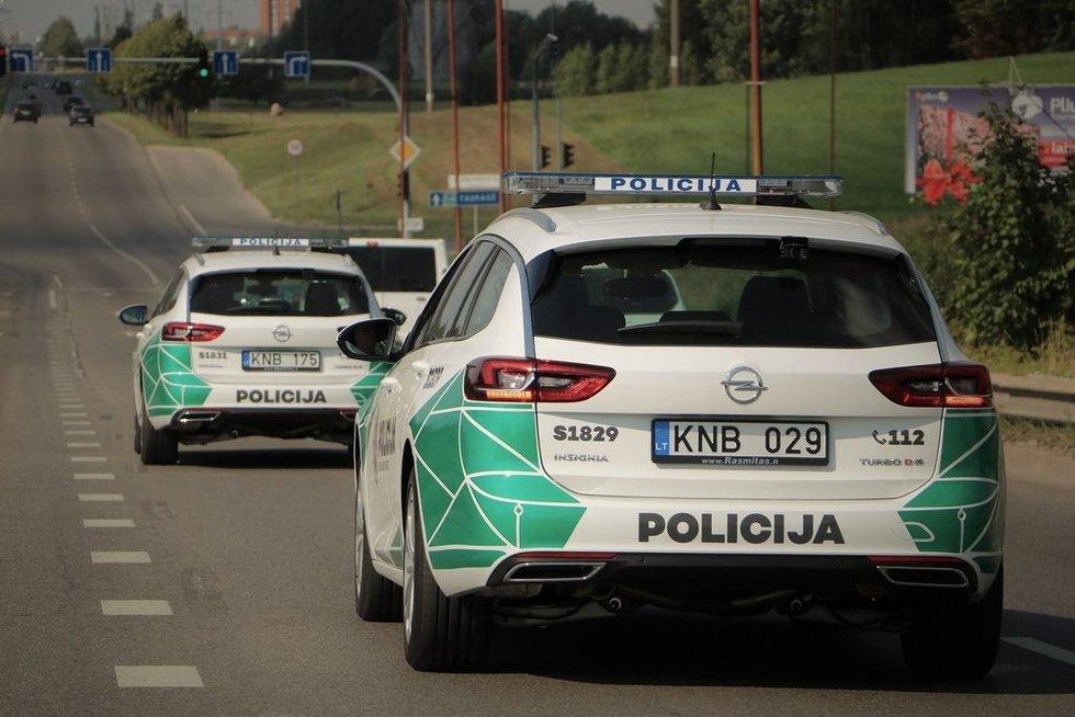 Lietuvos policija (nuotr. Policijos)