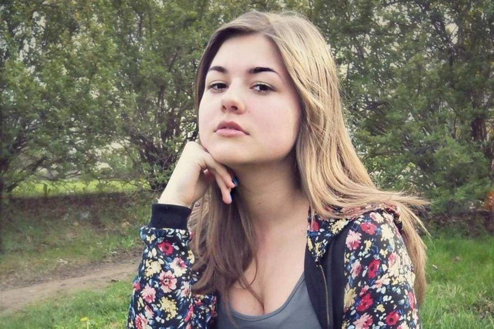 Gerda Zaptoriūtė (nuotr. asm. archyvo)
